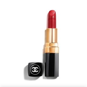 Chanel Hydrabase Creme Lipstick Coco Red Full Size